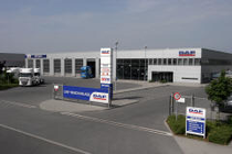 Zona comercial DAF Berlin Nutzfahrzeuge Vertriebs- und Service GmbH