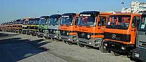 Zona comercial Trucks Trailers & Machinery BV