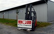 Zona comercial Richter & Friedewald Fördertechnik GmbH