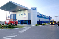 Zona comercial TB Truck & Trailer Serwis Sp. z o.o.