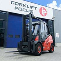 Zona comercial Forklift Focus B.V.