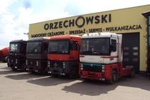 Zona comercial P.U.H RAFAŁ ORZECHOWSKI