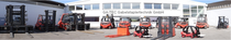 Zona comercial GA-TEC Gabelstaplertechnik GmbH