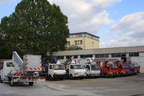 Zona comercial EU-Gépker Kft