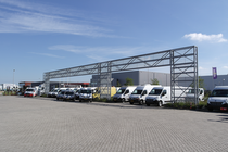 Zona comercial Volvo Group Truck Center B.V.