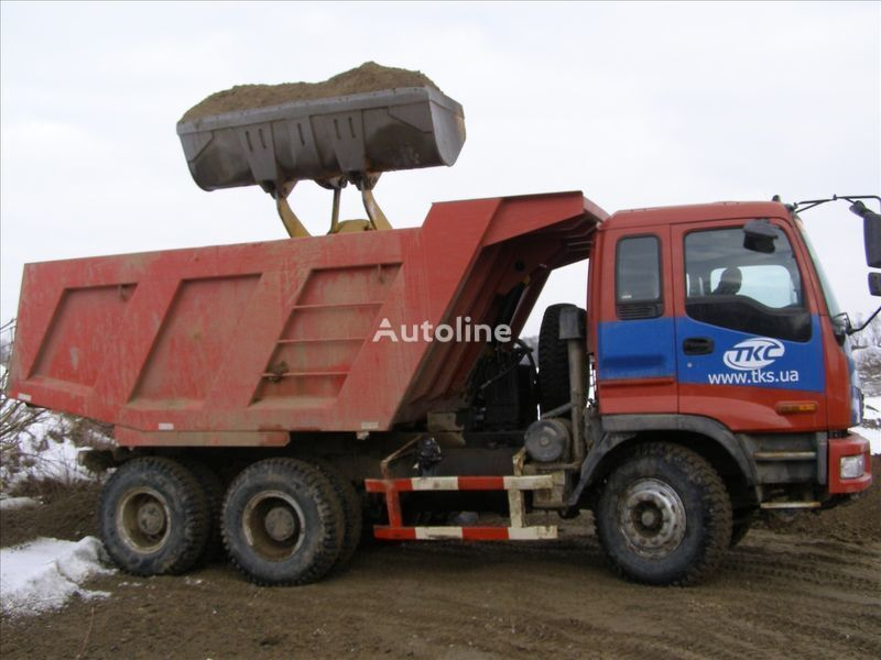 FOTON AS3251/2 «KOBALT» camião basculante