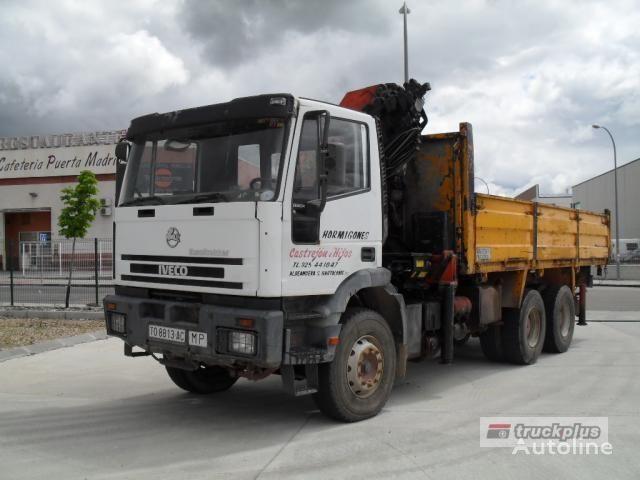 IVECO EURO TRAKKER 380 E42 camião basculante