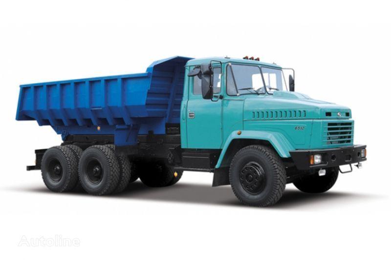 KRAZ 6510 tip 1  camião basculante