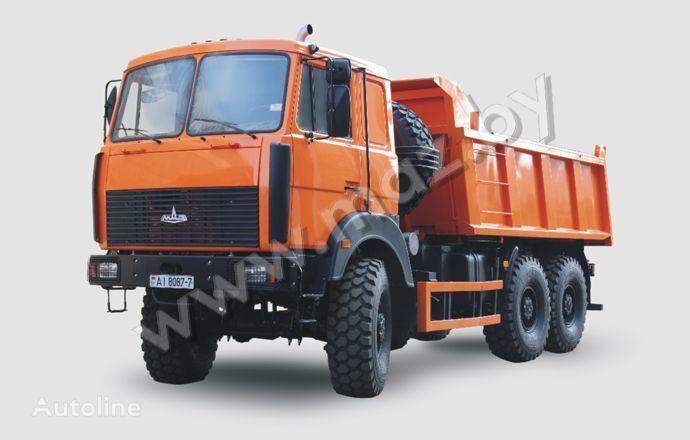 MAZ 6517 Polnoprivodnyy camião basculante