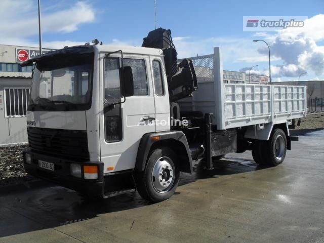 VOLVO FL 614 180 camião basculante