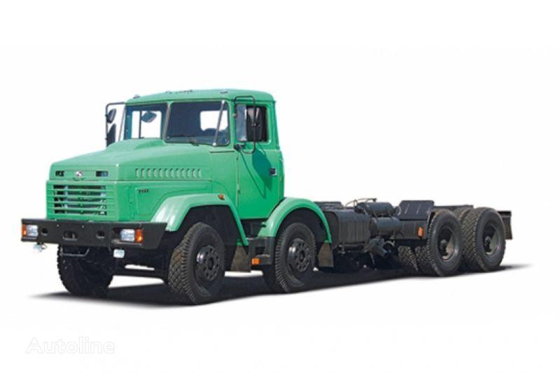 KRAZ 7133N4 camião chassi