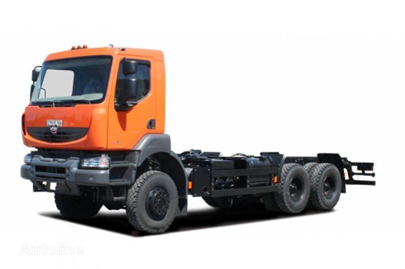 KRAZ N22.2RX camião chassi