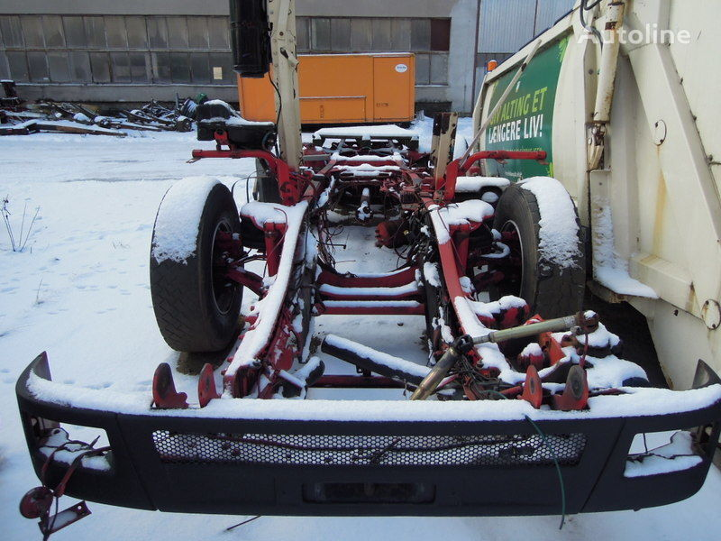 MERCEDES-BENZ 2628 camião chassi