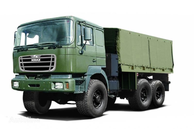 KRAZ V12.2MEH camião de toldo
