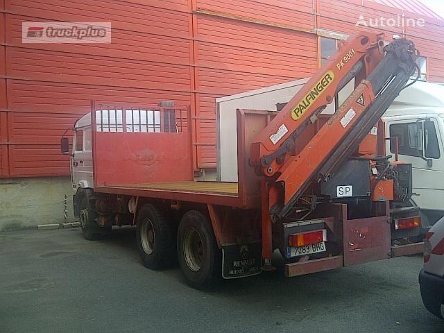 RENAULT MANAGER G 330 camião plataforma