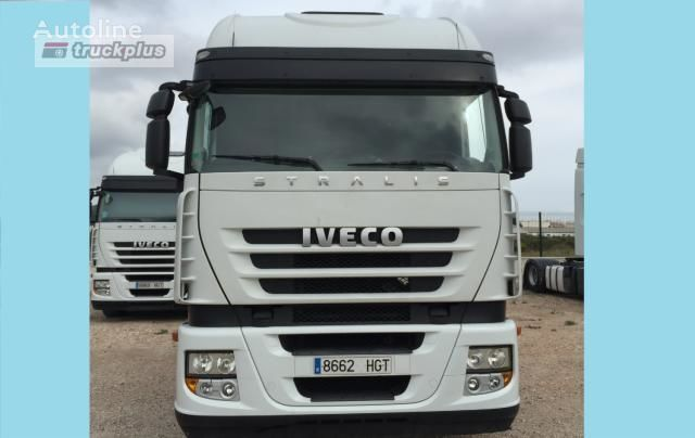 IVECO STRALIS AS 440S50 TP camião tractor