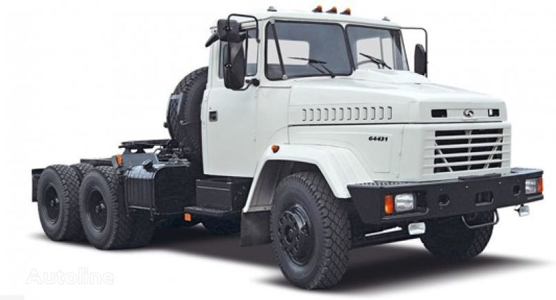 KRAZ 64431 camião tractor novo