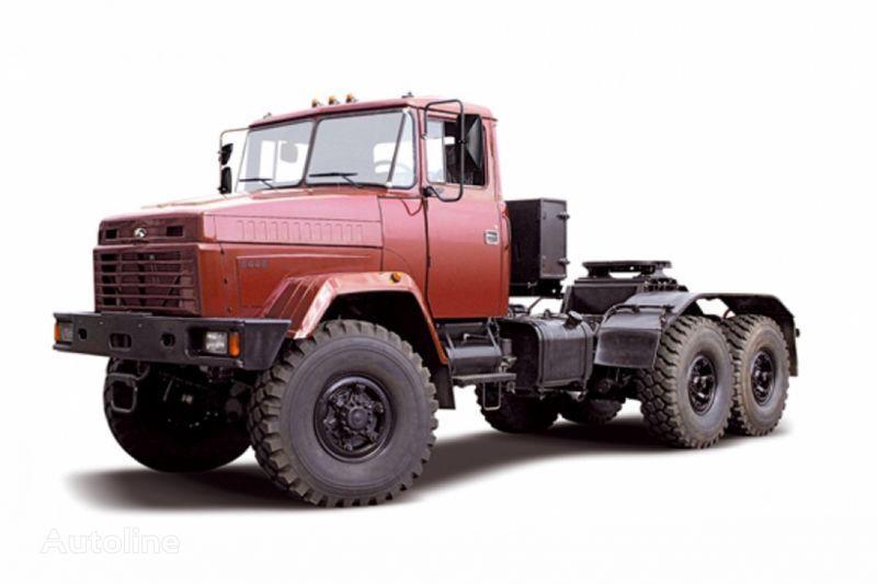 KRAZ 6446 tip 2 camião tractor