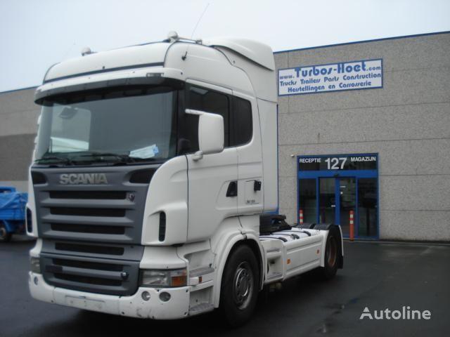 SCANIA R 500 highline camião tractor