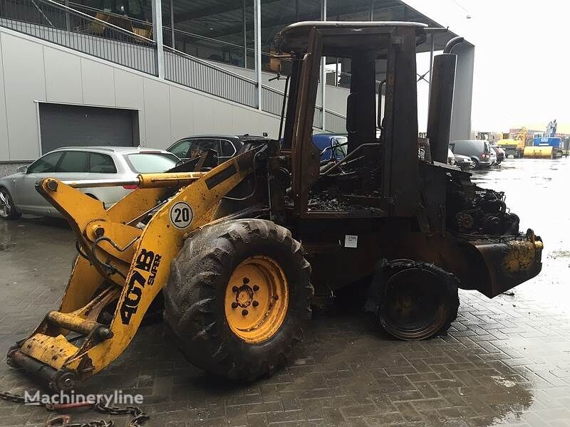 JCB 407BZX (For Parts) carregadeira de rodas