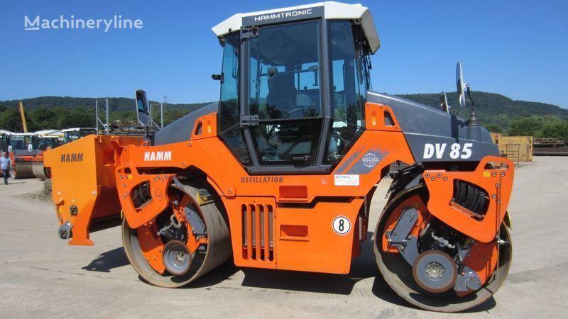 HAMM DV 85 VO compactador de cilindros