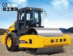 XCMG XS182 compactador de terras novo