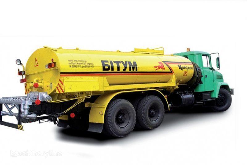 KRAZ 65053 KDM-333  distribuidor de asfalto