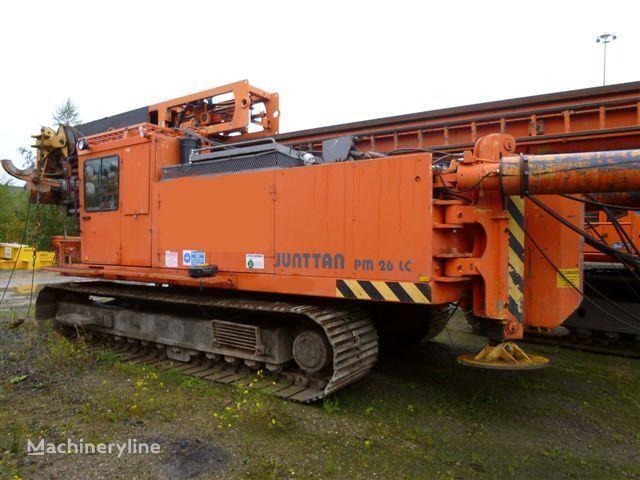 Junttan PM26 - 40 LC equipamento de perfuração