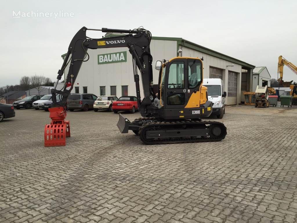 VOLVO ECR88D escavador para demolição