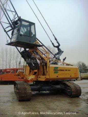 SENNEBOGEN 640-R-HD escavadora de cabos