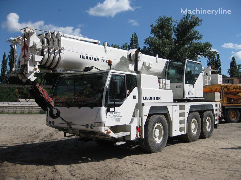 LIEBHERR LTM-1055 grua móvel