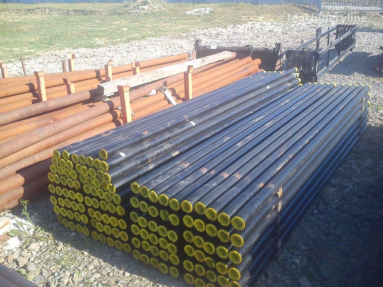 VERMEER  drill pipes for Vermeer 24x40/24x40SII instalação para perfuração horizontal