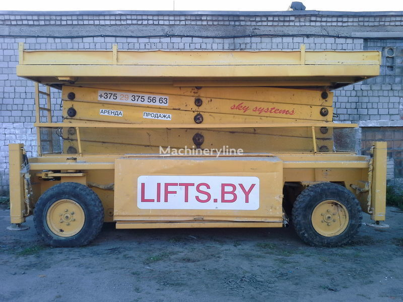 LIFTLUX SL-205-25   22.5m  4*4 plataforma de tesoura