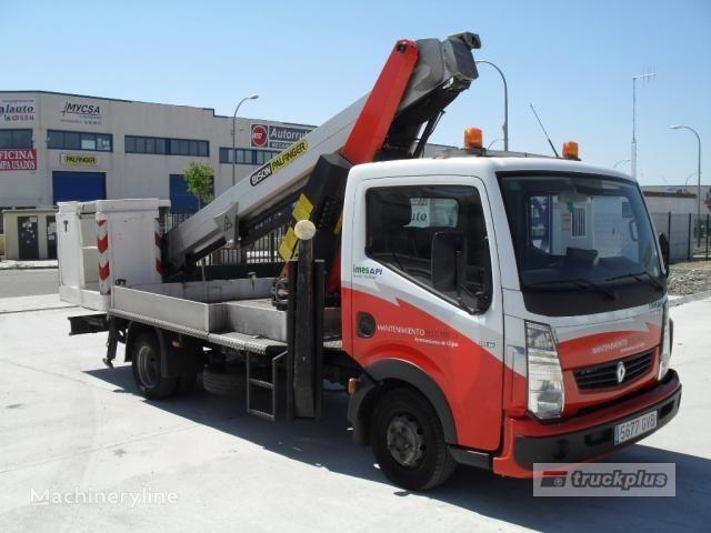 RENAULT MAXITY 110.35 plataforma sobre camião