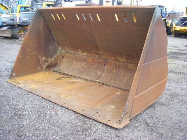 VOLVO (286) 92117 3.40 m Schaufel / bucket empilhador frontal caçamba