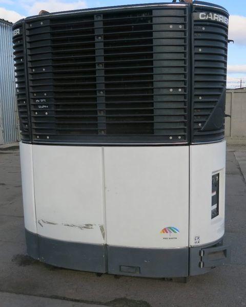 CARRIER instalação de refrigeração