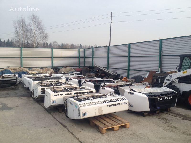 CARRIER - SUPRA 850 instalação de refrigeração