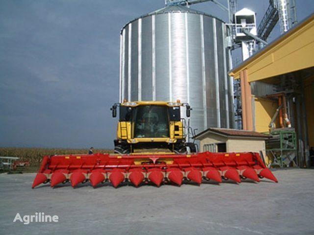 CAPELLO F8 - 8 ryadkov  novaya ceifeira para colheita de milho