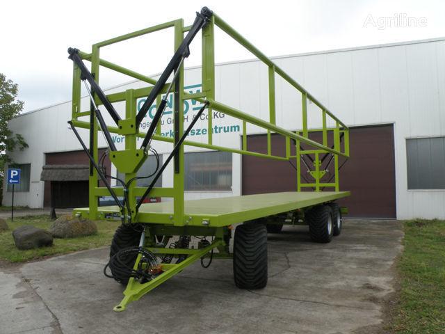 CONOW BTW V 9 Ballen-Transportwagen reboque de tractor novo