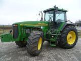 JOHN DEERE 8410 trator de rodas
