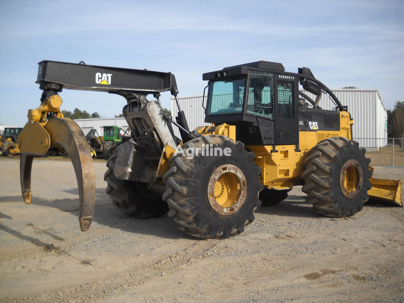 CATERPILLAR 535C trator florestal