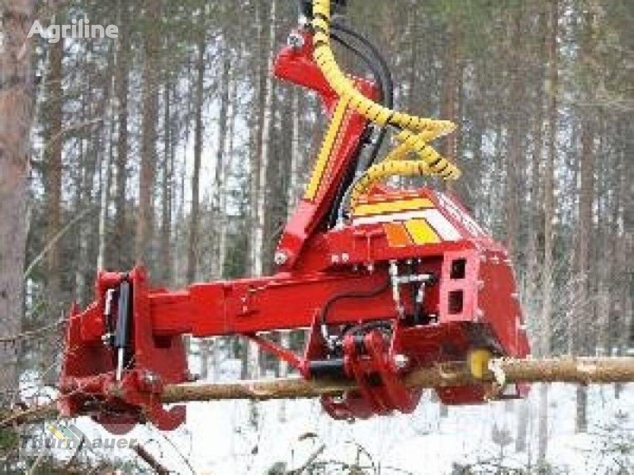 160 Schubharvesterkopf triturador de madeira novo