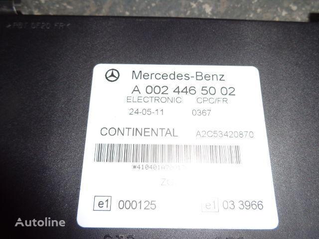 Mercedes Benz Actros MP3 FR unit ECU 0024465002, 0034464202, 0024463102, 0024463505, 0024464802, 0034464402, 0034465102, 0034465502, 0044460002 bloco de controlo para MERCEDES-BENZ Actros camião tractor