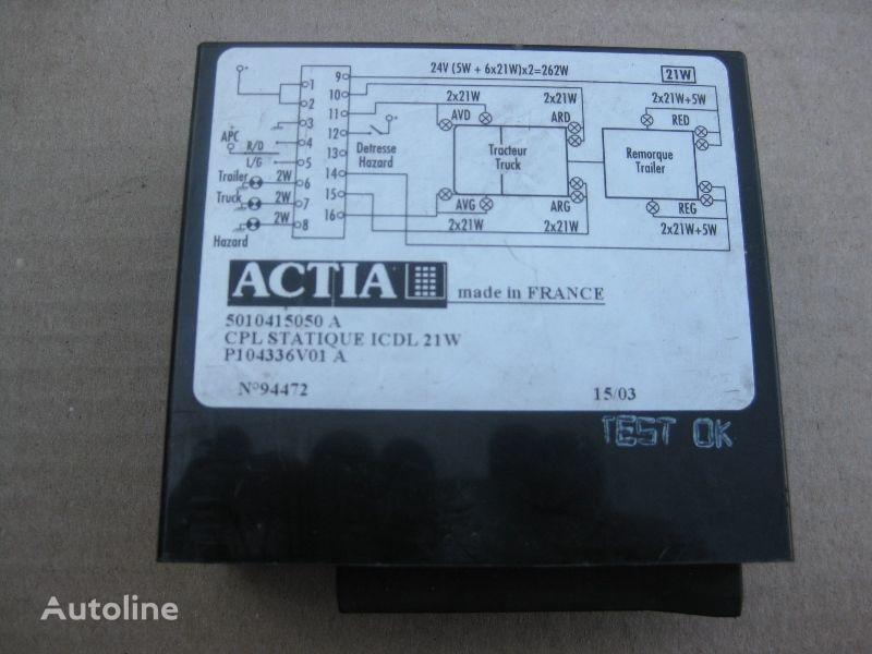 ACTIA bloco de controlo para RENAULT camião