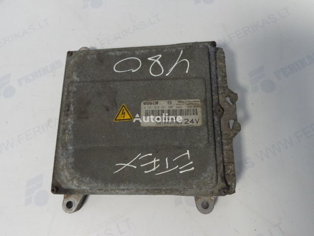BOSCH EDC ECU 5010437363,0281010481 bloco de controlo para RENAULT MAGNUM ETECH camião tractor