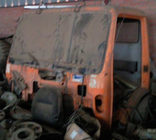 cabina SK cabina para MERCEDES-BENZ 1835 3534 camião