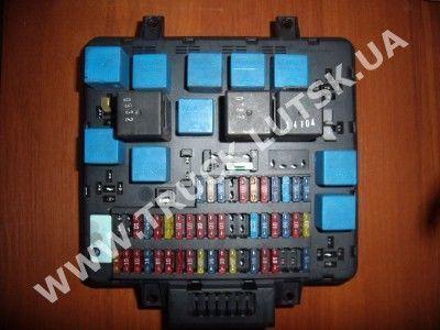 Renault Predohraniteley caixa de fusíveis para RENAULT camião