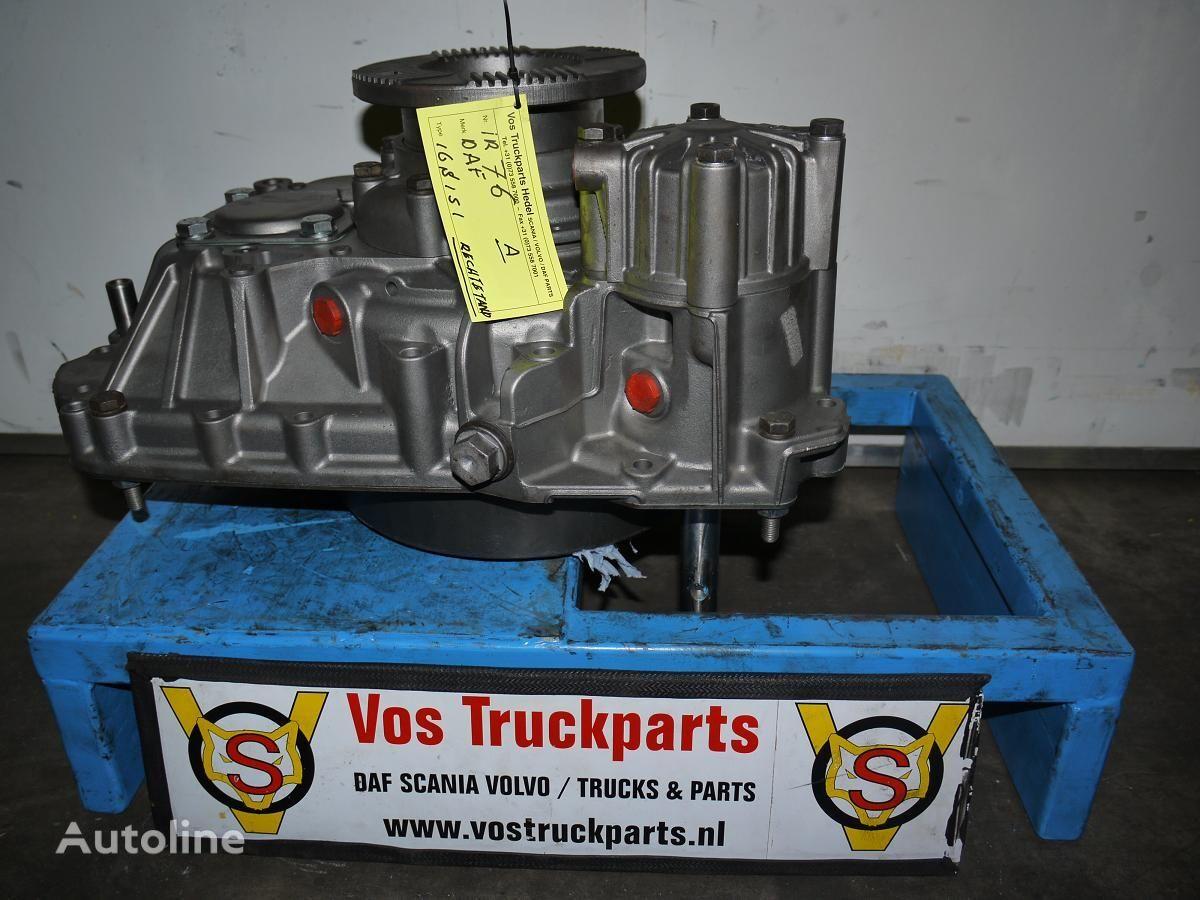 caixa de velocidades para DAF PLAN. DEEL 16S151 camião