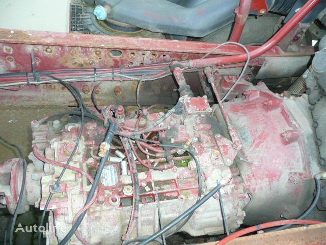 ZF S109 8 Getriebe 9 Gang caixa de velocidades para IVECO Trakker Cursor camião