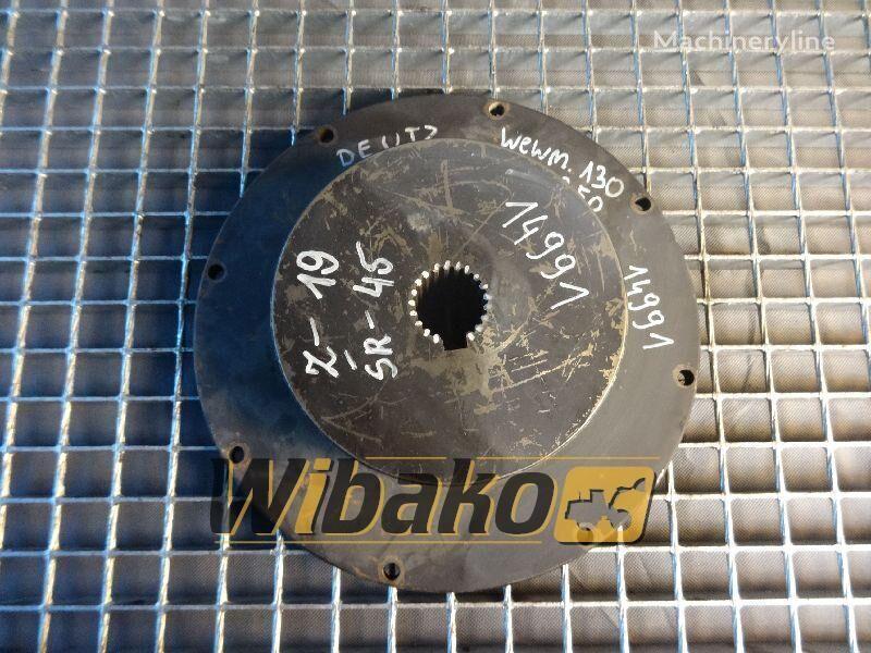 Coupling O&K 19/45/350 disco de embraiagem para O&K 19/45/350 escavadora